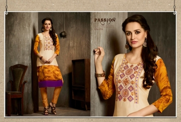 Kajree oxygen 2 georgette kurtis collection BY GOSIYA EXPORTS (5)