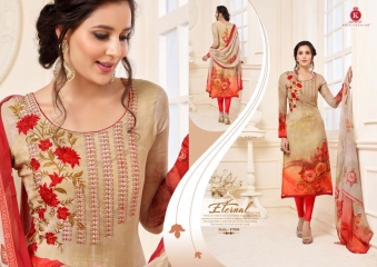 KALA FASHION KANGANA VOL 87 GEORGETTE SALWAR SUIT CATALOG IN WHOLESALE SUPPLIER BEST ARET BY GOSIYA EXPORTS (1)
