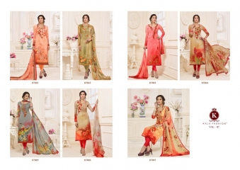 KALA FASHION KANGANA VOL 87 GEORGETTE SALWAR SUIT CATALOG IN WHOLESALE SUPPLIER BEST ARET BY GOSIYA EXPORTS (2)