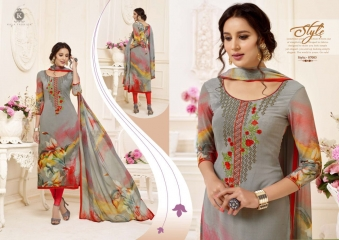 KALA FASHION KANGANA VOL 87 GEORGETTE SALWAR SUIT CATALOG IN WHOLESALE SUPPLIER BEST ARET BY GOSIYA EXPORTS (8)