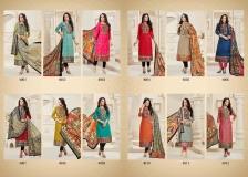 KALA FASHION VANSHIKA COTTON SATIN PRINTED DRESS (2)