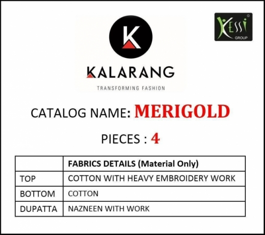 KALARANG MERIGOLD  (6)