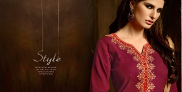 Kalasth lifestyle golden pearl vol 2 dress materials GOSIYA EXPORTS (3)