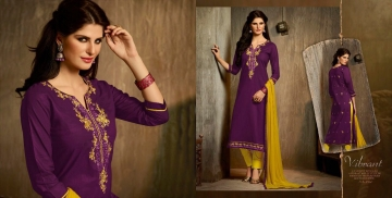 Kalasth lifestyle golden pearl vol 2 dress materials GOSIYA EXPORTS (5)