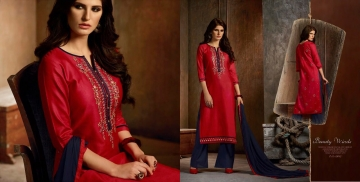 Kalasth lifestyle golden pearl vol 2 dress materials GOSIYA EXPORTS (8)