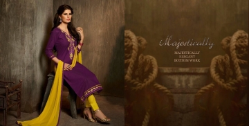 Kalasth lifestyle golden pearl vol 2 dress materials GOSIYA EXPORTS (9)