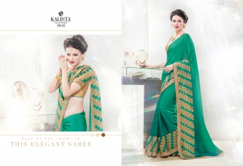 Kalista starlet party wear saree catalog WHOLESALE BEST RATE (11)