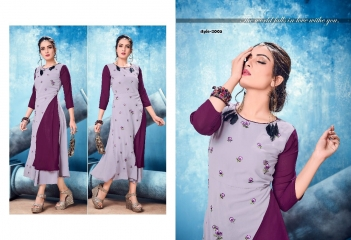 KALKARI NX SOUL VOL 2 GEORGETTE PARTY WEAR KURTIS WHOLESALE SUPPLIER BEST RATE BY GOSIYA EXPORTS SURAT (4)