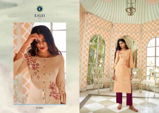 KALKI FASHION ESSENCE KURTI  (11)