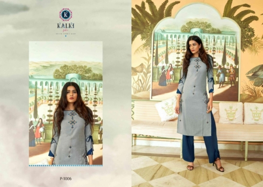 KALKI FASHION ESSENCE KURTI  (3)