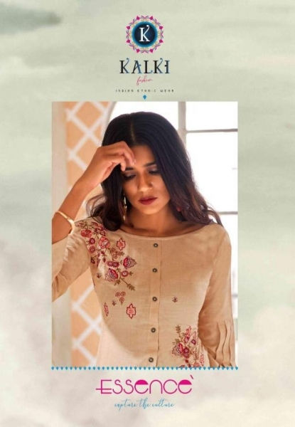 KALKI FASHION ESSENCE KURTI  (6)