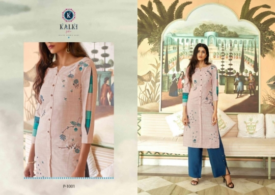 KALKI FASHION ESSENCE KURTI  (8)