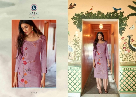 KALKI FASHION ESSENCE KURTI  (9)
