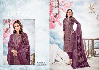 KAPIL FAB NAFEEZ CATALOG PURE PASHMINA PRINTS WINTER COLLECTION WHOLESALE (10)