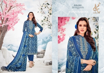 KAPIL FAB NAFEEZ CATALOG PURE PASHMINA PRINTS WINTER COLLECTION WHOLESALE (2)