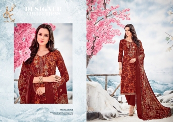 KAPIL FAB NAFEEZ CATALOG PURE PASHMINA PRINTS WINTER COLLECTION WHOLESALE (6)