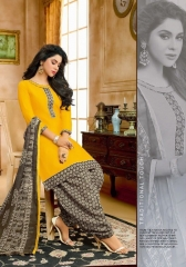 KAPIL TRENDS SHRINGAR VOL 1 PATIALA DRESS MATERIAL AT BEST RATE BY GOSIYA EXPORTS SURAT