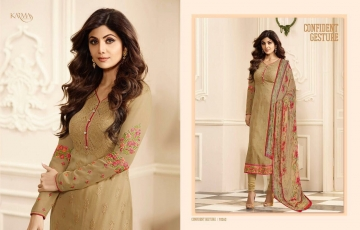 KARMA TRENDZ BY GEORGETTE EMBROIDERED SALWAR KAMEEZ WHOLESALE BEST RATE BY GOSIYA EXPORTS AT SURAT (28)