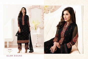 KARMA TRENDZ MAHIRA GEORGETTE SUIT WHOLESALE RATE AT GOSIYA EXPORTS SURAT (5)