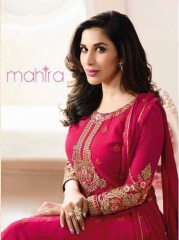 KARMA TRENDZ MAHIRA GEORGETTE SUIT WHOLESALE RATE AT GOSIYA EXPORTS SURAT (6)