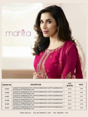 KARMA TRENDZ MAHIRA GEORGETTE SUIT WHOLESALE RATE AT GOSIYA EXPORTS SURAT (8)