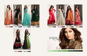 KARMA TRENDZ SERIES 1575 MOTHER AND SAUGHTER WHOLSALE PPRICE AT GOSIYA EXPORTS (12)