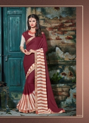 KARTIK SAREE LAKME PRINTED SAREE CATALOG IN WHOLESALE BEST RATE BY GOSIYA EXPORTS FROM SURAT (2)