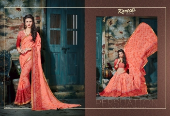 KARTIK SAREE LAKME PRINTED SAREE CATALOG IN WHOLESALE BEST RATE BY GOSIYA EXPORTS FROM SURAT (3)