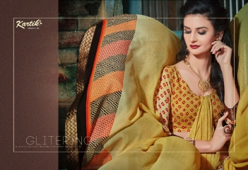 KARTIK SAREE LAKME PRINTED SAREE CATALOG IN WHOLESALE BEST RATE BY GOSIYA EXPORTS FROM SURAT (8)