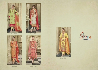 KARVA FESTIVAL BY SHREE FAB DESIGNER WITH EMBROIDERY WORK GEORGETTE SUITS ARE AVAILABLE AT WHOLESALE BE (218)