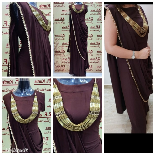 KATRINA PARTY WEAR KURTI WITH JEWELLERY  WHOLESALE RATE AT GOSIYA EXPORTS SURAT  (2)