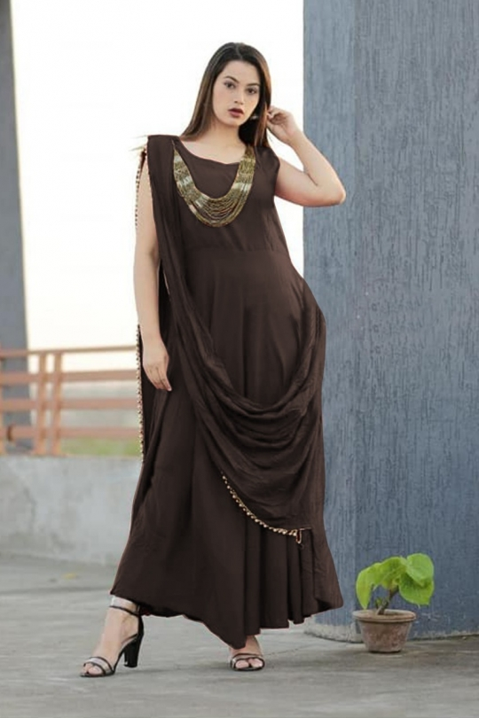 KATRINA PARTY WEAR KURTI WITH JEWELLERY  WHOLESALE RATE AT GOSIYA EXPORTS SURAT  (3)