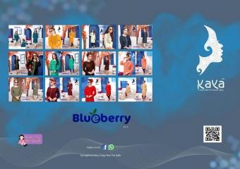 KAYA BLUEBERRY VOL 3 REYON KURTI WHOLESALE BEST RATE BY GOSIYA EXPORTS SURAT GUJARAT (25)