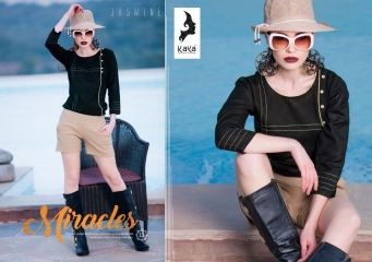 KAYA BY JASMINE COTTON MIRACEL KURTI COLLECTION WHOLESALE SURAT KAYA BEST RATE (12)
