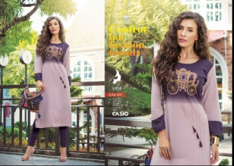 KAYA CASIO CATALOG RAYON EMBROIDERED WORKS PARTY WEAR KURTIS WHOLESALE SUPPLIER BEST RATE BY GOSIYA EXPORTS SURAT (1)