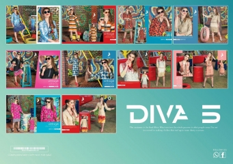 KAYA DIVA VOL 5 RAYON MUDAL PRINT WHOLESALE BEST RATE KURTI KAYA (11)