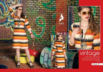 KAYA DIVA VOL 5 RAYON MUDAL PRINT WHOLESALE BEST RATE KURTI KAYA (2)