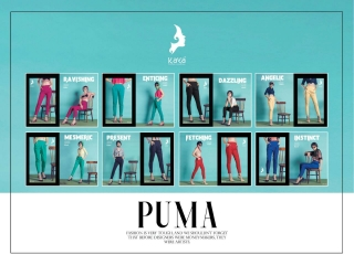 KAYA PUMA COTTON LYCRA STRETCHABLE PENT COLLECTION WHOLESALER SUPPLIER BEST RATE BY GOSIYA EXPORTS SURAT (9)