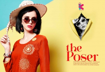 KERSOM DEEAM GIRL RAYON WITH WORK DESIGNER KURTI CATALOG WHOLESALE BEST RATE BY GOSIYA EXPORTS (14)