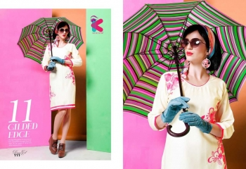 KERSOM DEEAM GIRL RAYON WITH WORK DESIGNER KURTI CATALOG WHOLESALE BEST RATE BY GOSIYA EXPORTS (15)