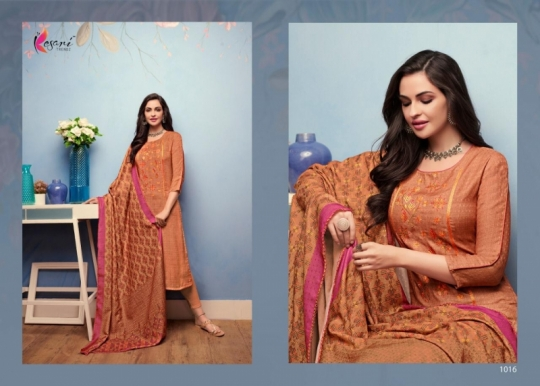 KESARI TRENDZ I BALL VOL 3 PASHMINA FABRIC WITH PRINT WORK SALWAR SUIT WHOLESALE DEALER BEST RATE BY GOSIYA EXPORTS SURAT (5)