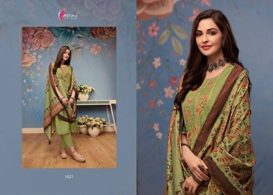 KESARI TRENDZ I BALL VOL 3 PASHMINA FABRIC WITH PRINT WORK SALWAR SUIT WHOLESALE DEALER BEST RATE BY GOSIYA EXPORTS SURAT (8)