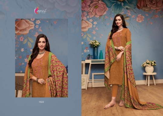 KESARI TRENDZ I BALL VOL 3 PASHMINA FABRIC WITH PRINT WORK SALWAR SUIT WHOLESALE DEALER BEST RATE BY GOSIYA EXPORTS SURAT (9)