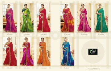 Kessi fabrics kalindi sarees collection BY GOSIYA EXPORTS SURAT (9)