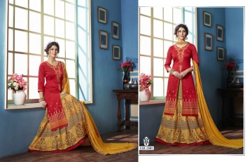 Kessi fabrics mastani lehanga Collection wholesale rate supplier WHOLESALE BTES ARTE BY GOSIYA EXPORTS (1)