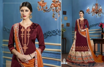 Kessi fabrics mastani lehanga Collection wholesale rate supplier WHOLESALE BTES ARTE BY GOSIYA EXPORTS (2)
