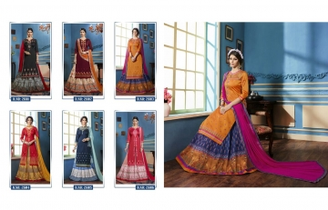 Kessi fabrics mastani lehanga Collection wholesale rate supplier WHOLESALE BTES ARTE BY GOSIYA EXPORTS (5)