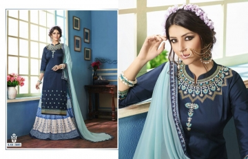 Kessi fabrics mastani lehanga Collection wholesale rate supplier WHOLESALE BTES ARTE BY GOSIYA EXPORTS (6)