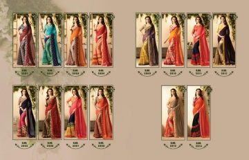 KESSI FABRICS ZANKAR 2 CATALOG GEORGETTE PRINTS PARTY WEAR SAREES COLLECTION WHOLESALE DEALER BEST RATE BY GOSIYA EXPORTS SURAT (14)