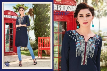 KESSI LILLY VOL 5 RAYON KURTI WHOLESALE RATE AT SURAT GOSIYA EXPORTS WHOLESALE DEALER AND SUPPLAYER SURAT GUJARAT (11)